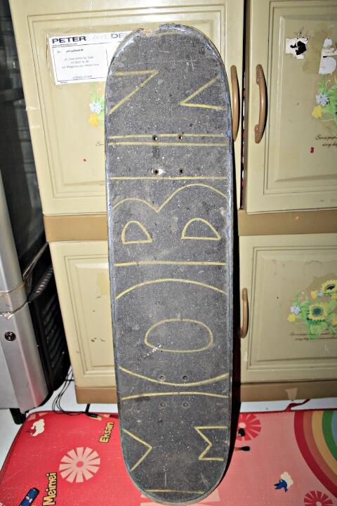 Deck Motion Skateboard