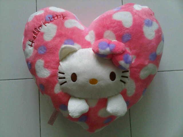 Bantal Cinta Valentine HK