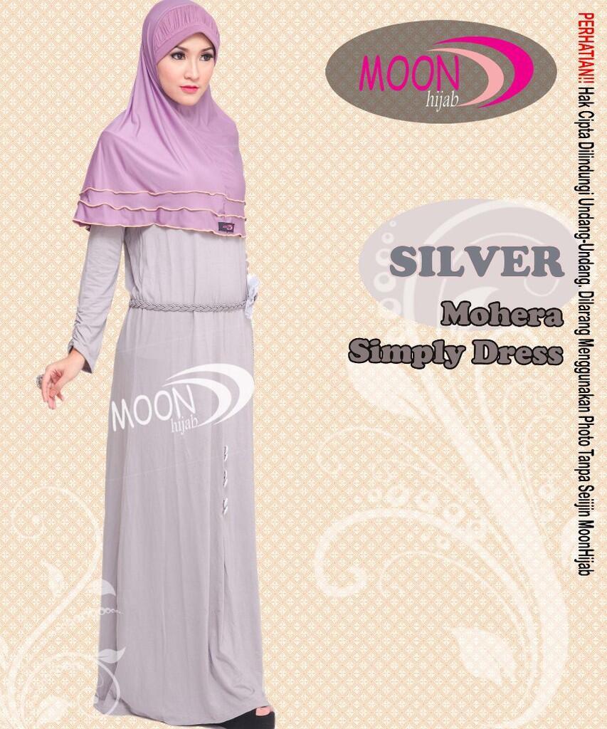 MOON HIJAB Mohera Dress