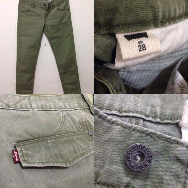 Second pants