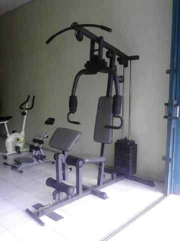 Home Gym Seken Masih mulus