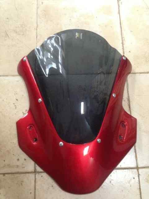 Kondom hugger arm, windshield, undercowl new cbr 250 model GP
