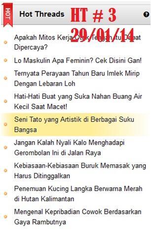 Seni Tato di Berbagai Suku dan Bangsa [Suka Tato Wajib Masuk]