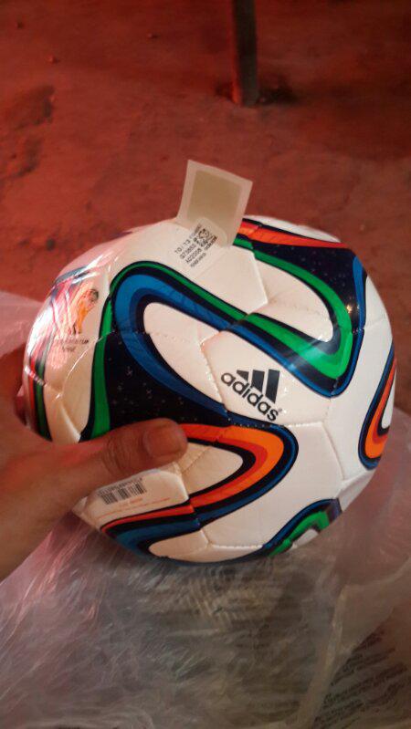 bola futsal adidas brasuka