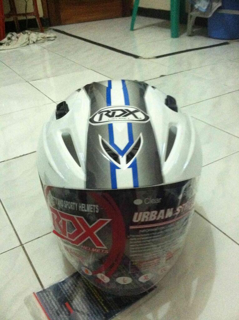 "Jual Helm RDX stardust Ukuran ""M"" Surabaya/Sidoarjo"