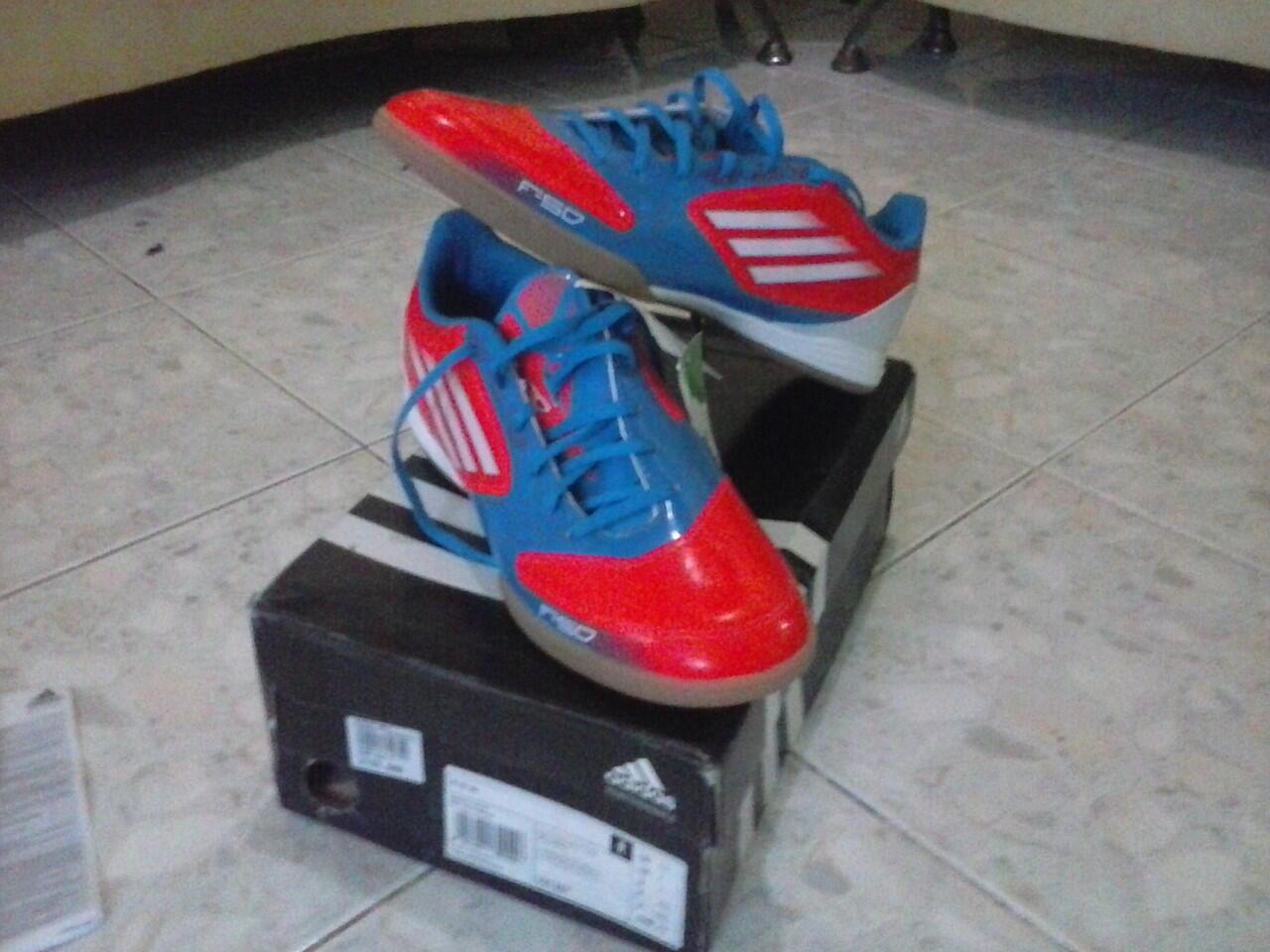 Adidas Basket 3 Series 2012 | 1000% ORIGINAL | Harga Mahasiswa
