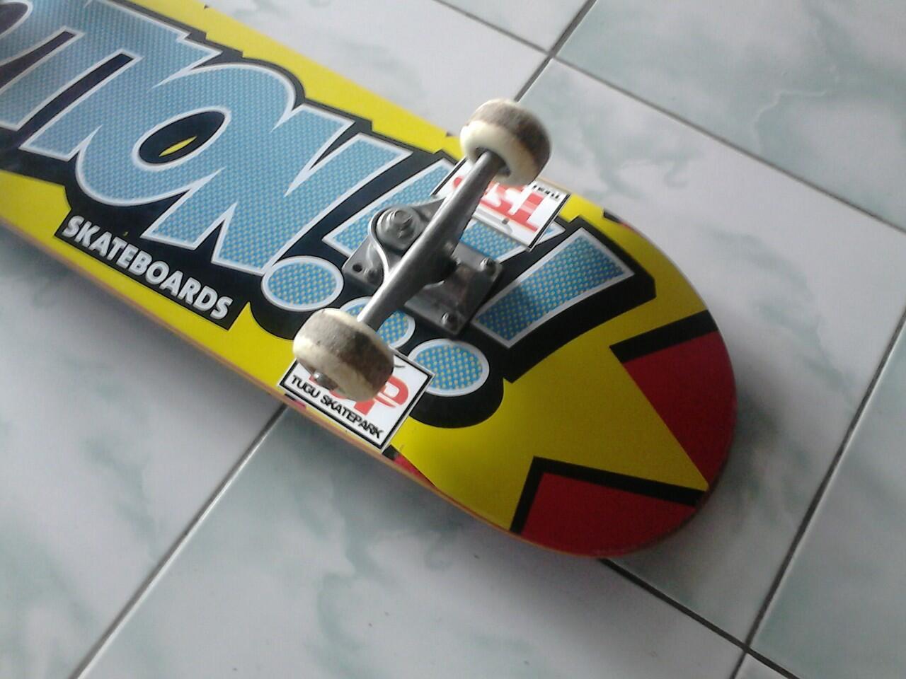 jual skateboard motion murah