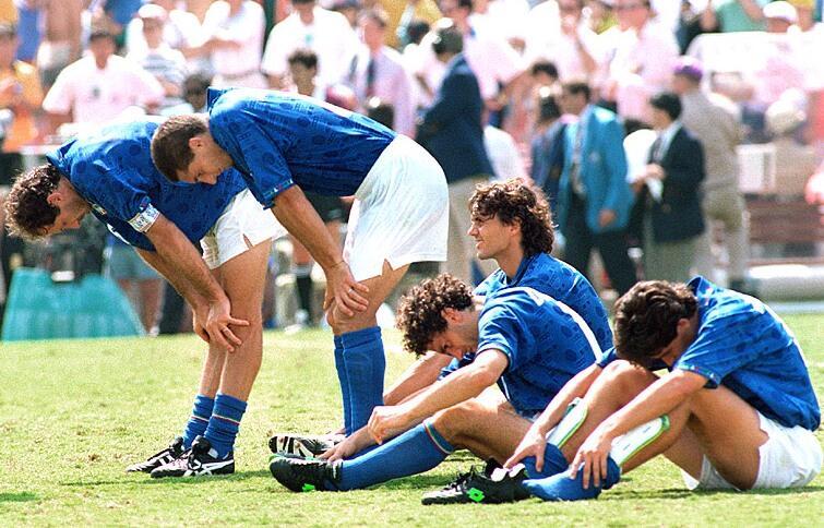 WORLD CUP Bukan Hanya Kemenangan. Pict Momen-momen Kekalahan & Air Mata di WORLD CUP!