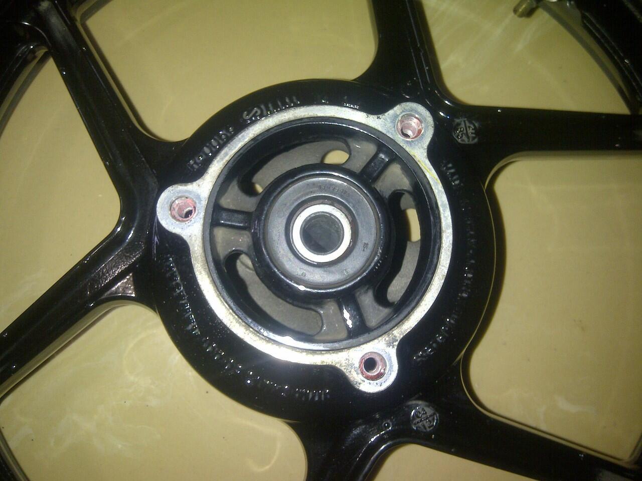 Velg Ori Ninja 250 R 2012