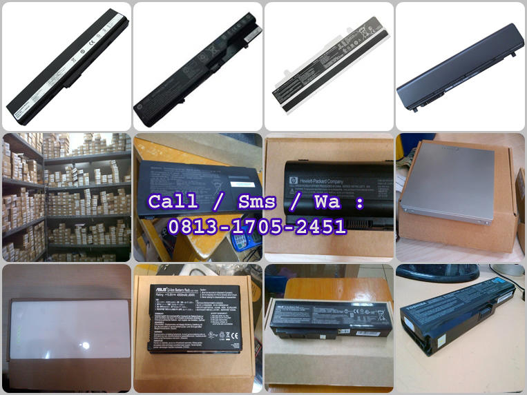 Grosir..Batre-Battery-Baterai Laptop Ori&Compatible-Acer-Asus-Dell-Toshiba-Hp-Lenovo