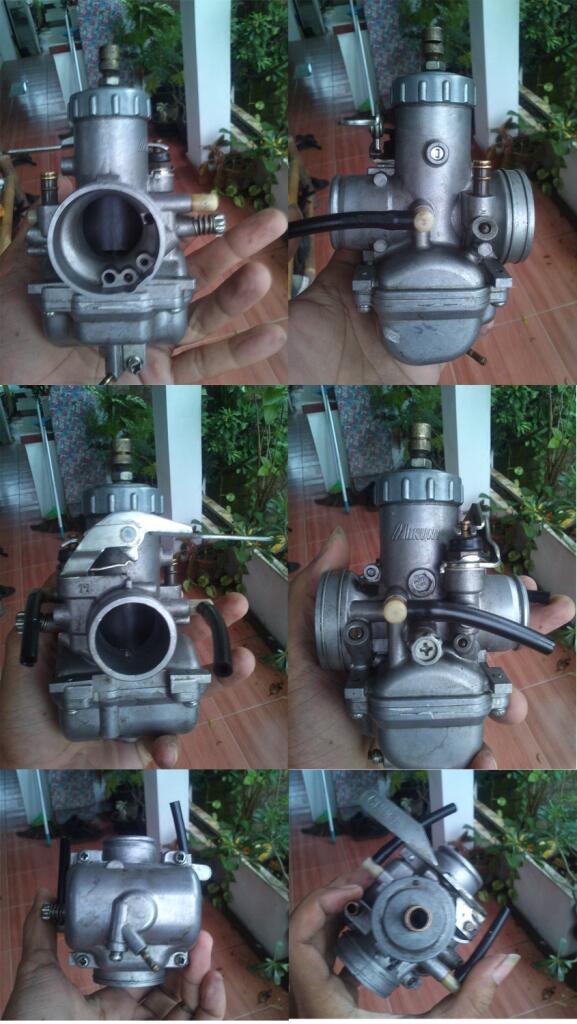 karburator mikuni vm 28
