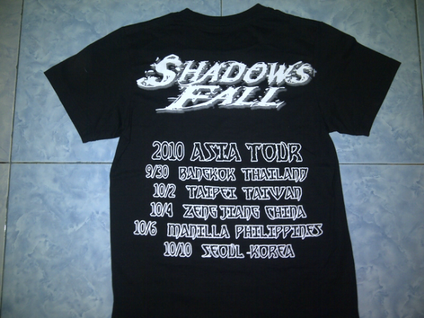 Tshirt band (Size s) - Thailand branded