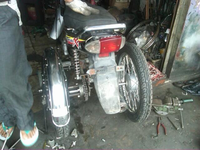 jasa pembuatan motor roda tiga murah meriah + ada bonusnya