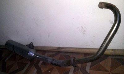 Jual Part Bekas Motor Tiger (ban,knalpot,handle,step dll) Murah aja.