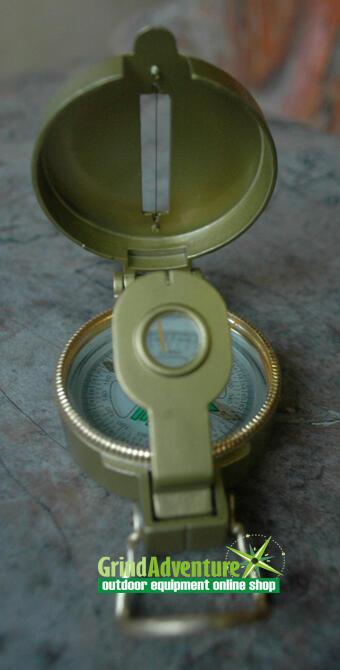 Kompas Bidik/Kompas Navigasi/Kompas adventure