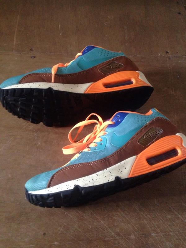 best authentic 631a0 d8589 Terjual WTS/Jual Nike Air Max 90 Beaches of Rio