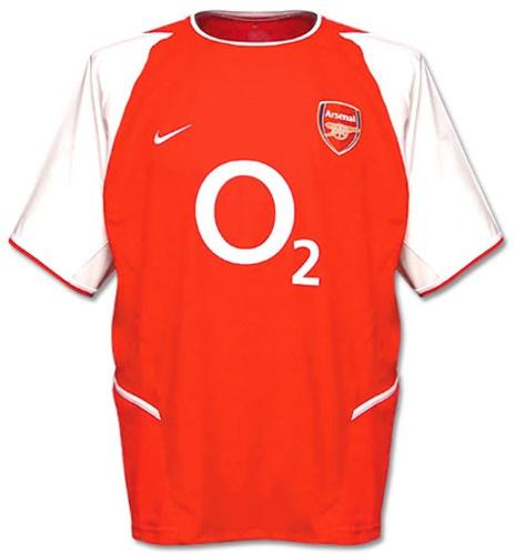 Ready Stock Arsenal Home 04