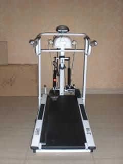Treadmill manual alat olahraga 6 in 1