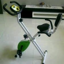 Alat Olah Raga Excider Bike Statis Magnetic