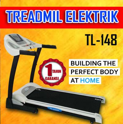 TREADMIL ELEKTRIK TL-148