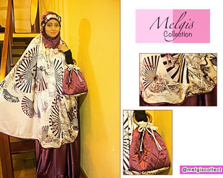 Melgis Collection - Mukenah Exclusive/Premium, Mukenah Standar (Grosir/Eceran)