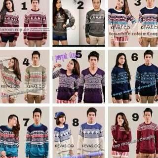 Sweater Tribal KEVAS CO murah !!