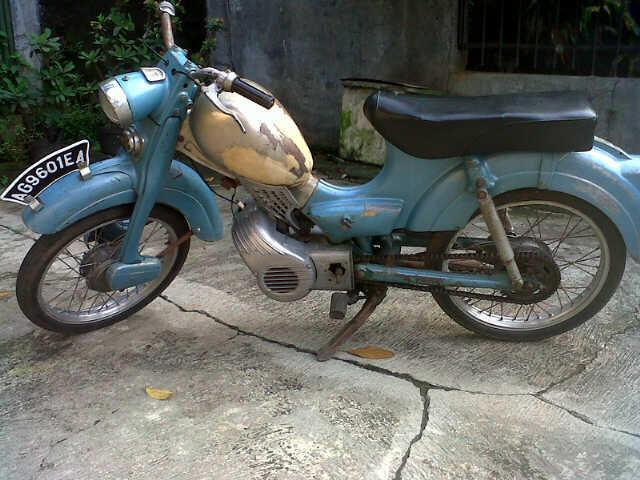 Wonderbaarlijk Terjual Jual Motor Antik&Unik Zundapp Th'66 | KASKUS AA-78