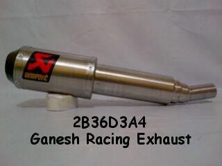 Knalpot Akrapovic GP M1 Rossi Buat Ninja 250cc, CBR, Vixion, DLL