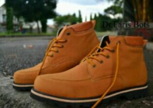 Doctor Faris Shoes Sepatu Original Clothing Boots dan Slip On BNIB Ready Gan 703eb4d445