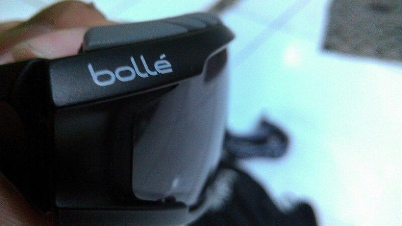 Bolle Tracker 2, antifog, antiscratch, uv filter, it's Julbo's friend