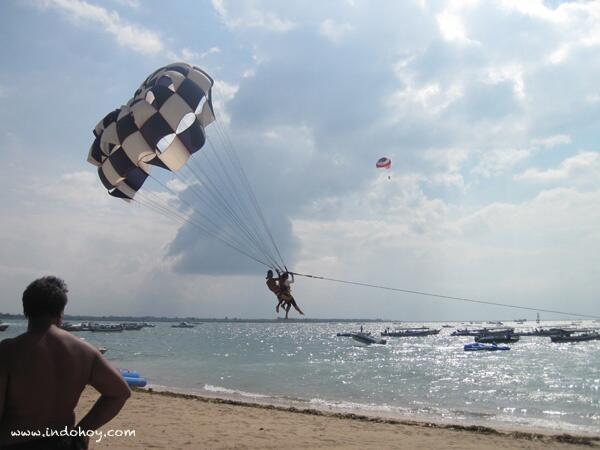 Tanjung Benoa, Surganya Wisata Air di Bali