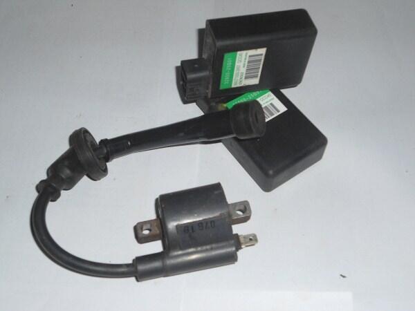 Cdi,koil,kabel body,kabel kopling dll SATRIA FU baru dan bekas murah aja .
