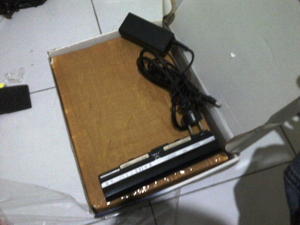 ASUS EEPC 1201T HDD 500GB MINUS LCD MURAH BANDUNG