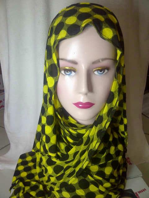 jilbab pasmina tille