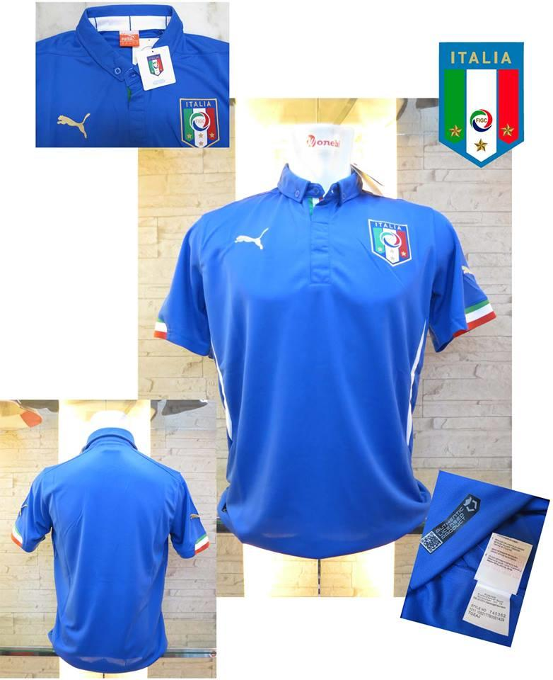 JERSEY ITALY HOME WORLD CUP 2014 NEW GO