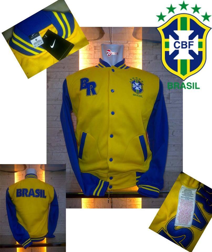 VARSITY BRAZIL YELLOW NEW