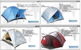 [WTB] Tenda Dome Rei Kapasitas 4 org, double/single layer 2nd All type/ colour