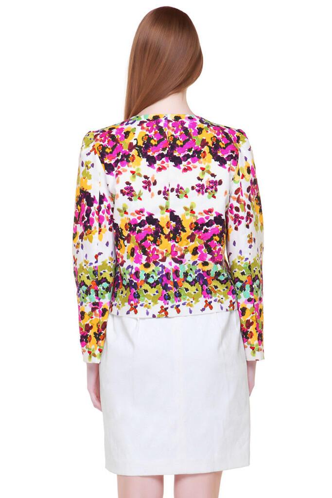 Floral Jacket - merk minimal