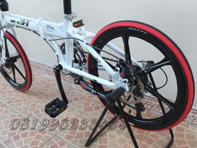 sepeda blipat harga bagus
