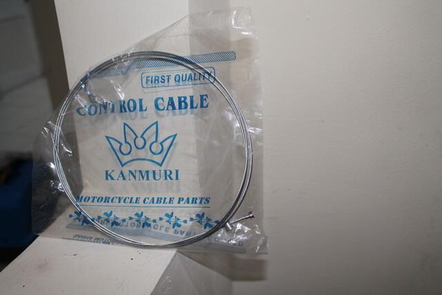 Jual Kabel Gas & Kabel Kopling Vespa
