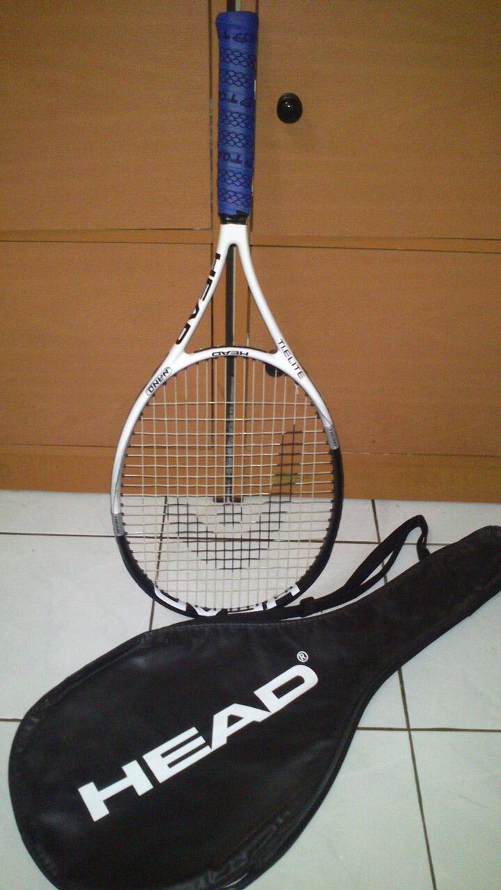 Raket Tenis HEAD buat pemula