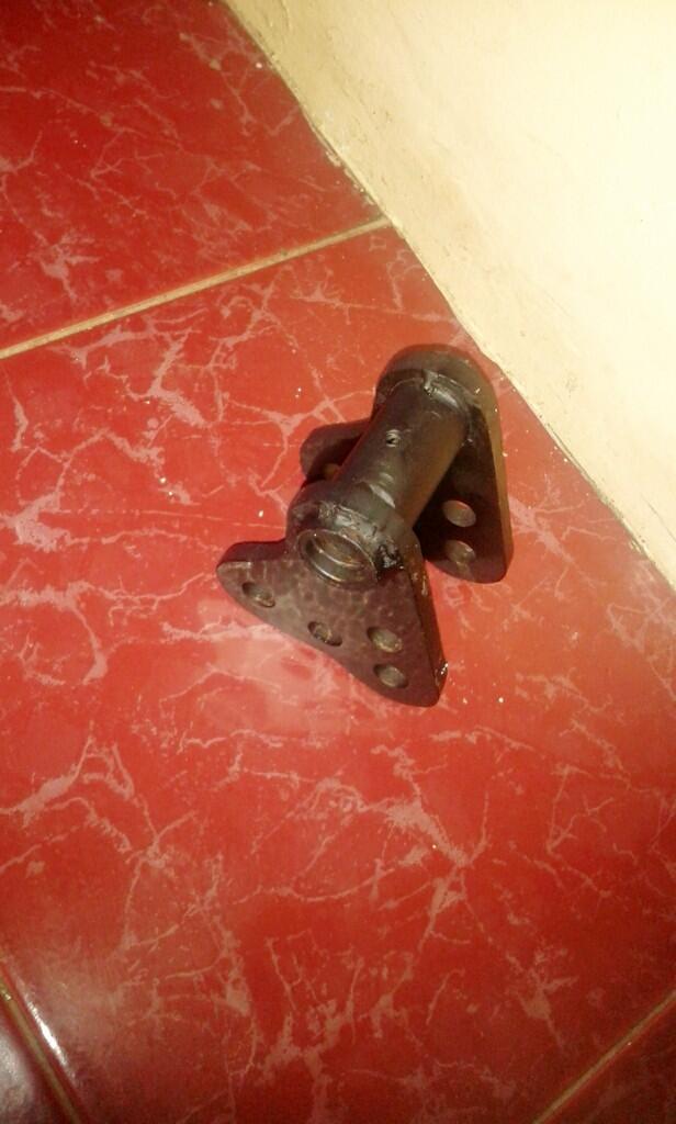 ------ Arm Relay custom scorpio di jamin nungging gan pionya -----