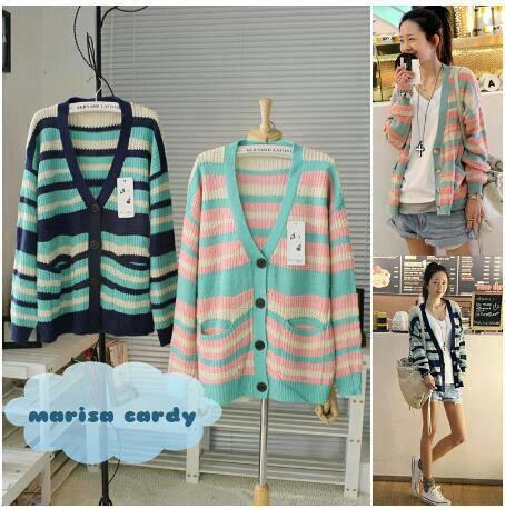Serba 55rb! Rajut korea sweater dress blazer jaket cardigan murah!