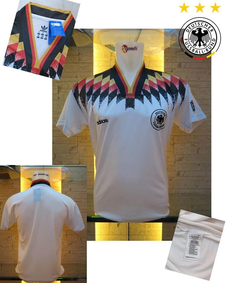 JERSEY GERMANY HOME 1994