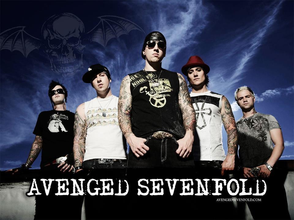 Avenged sevenfold a little piece of heaven piano