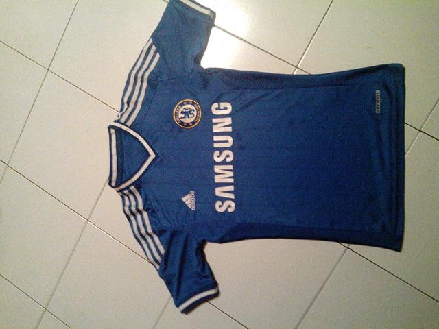 WTS Jersey Chelsea 13-14 home Techfit size s Bogor