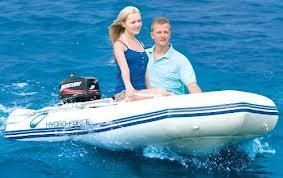 Perahu Karet Bisa Untk Mancing Merk Aqua Marine