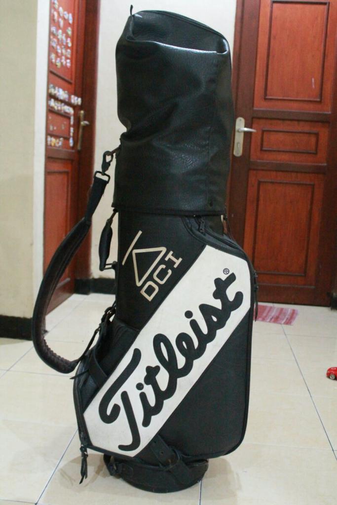 (wts) stick golf set dunlop dm3 triple metal murah gan