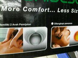 "Alat Therapy Pijat ""Mini Mobile Shiatsu"" Obrall juragan..."