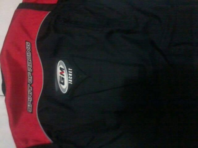 WTS - Jacket Touring GM ( MURAH )
